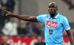 ITALIE: Naples-Kalidou Koulibaly sélectionné dans l'équipe-type du calcio (étude)