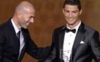 REAL MADRID: Le bel hommage de Ronaldo à Zidane