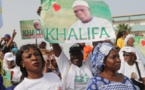 Vidéo: Des milliers de manifestants pour la libération du maire de Dakar
