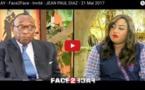 Vidéo: FACE 2 FACE AVEC JEAN-PAUL DIAS