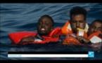 Méditerranée: Une trentaine de morts dans un naufrage