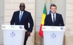 Sénégal-France-Coopération: Macky Sall et Macron échangent sur divers sujets