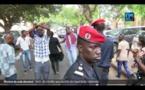 Révision du code électoral : Vent de révolte aux abords de l'Assemblée nationale(vidéo)