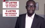 Vidéo – Elections législatives 2017 : Voici une simulation de vote entre le choix des 5 ou 47 listes !