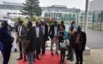 Départ de Wade pour Dakar ce lundi: Ses accompagnateurs à pied d'oeuvre au Bourget