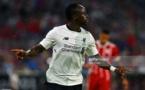 Liverpool : Sadio Mane ouvre son compteur buts