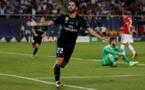 Supercoupe d'Europe : le Real Madrid conserve son titre face à Manchester United (résumé vidéo)