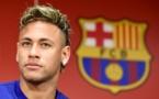 FOOTBALL: Le FC Barcelone porte plainte contre Neymar pour non-respect de son contrat