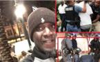 Assane Diouf prend le charter pour Dakar: Il aurait reçu une obligation de quitter le territoire américain(vidéo)