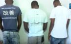 VIDEO: La police Sénégalaise met la main des braqueurs