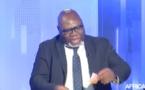 Vidéo: Un avocat ivoirien déchire un billet du FCFA en direct sur AFRICA 24
