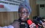 Ramatoulaye Diagne Mbengue première femme Recteur