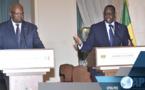 Visite du président burkinabé au Sénégal: Tête-à-tête entre Macky SALL et Roch Marc Christian KABOR2