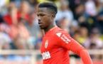 Ligue 1 française: Keita Baldé à son avantage pour sa première titularisation