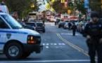 New-York: Une camionnette fonce sur des cyclistes à Manhattan