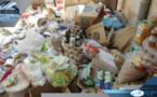 HYGIENE: 200 KG de produits impropres à la consommation saisis à Tivaouane