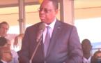 Inauguration AIBD : Discours du président Macky Sall Ceremonie officielle d'ouverture aeroport
