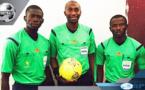 Arbitrage: Malang DIÉDHIOU et ses assistants continuent leur opération de conquête du Mondial 2018