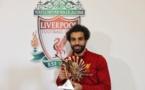 Football: Mohamed Salah élu meilleur joueur africain par la BBC(vidéo)