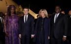 Coopération-visite: Arrivée à Dakar du Président Emmanuel MACRON pour une visite officielle(vidéo)