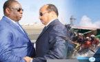 Visite officielle en Mauritanie: Macky et Abdel Aziz concrétisent les accords de coopération entre les deux pays