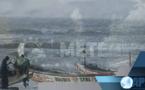 Météo: Alerte à une houle dangereuse sur l'axe Saint-Louis- Dakar