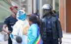 Reportage vidéo:La manifestation oragnisée par le PDS a été dispersée -