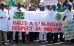 Mouvement d'humeur: Les médecins en grève à partir du 26 mars