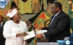 Institution: Macky SALL satisfait du bilan quinquennal du CESE