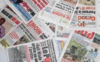 Presse-revue: L'actualité politique irrigue les quotidiens