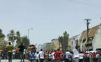 Ziguinchor: Une marche des enseignants tourne à l'affrontement(vidéo)