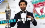 ANGLETERRE: SALAH désigné meilleur joueur de la Premier league