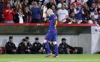 ESPAGNE: Andrés Iniesta annonce son départ de Barcelone(vidéo)