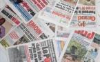 Presse-revue: Divers sujets en exergue, dont l'actualité politique