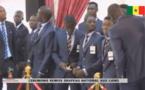 Mondial 2018: Cérémonie de remise des drapeaux aux lions du Sénégal(vidéo)