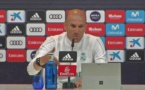 ESPAGNE: Zinédine Zidane annonce son départ du Real Madrid(vidéo)
