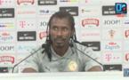 Aliou Cissé après le match contre la Croatie: « Le contenu est meilleur que celui contre le Luxembourg »(vidéo)