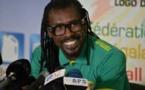 """VIDEO - Coach Aliou Cissé : """"Les critiques me font mal…"""""""