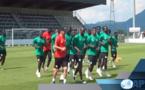 CM 2018 : Première séance d'entraînement des lions à Kaluga, ce jeudi