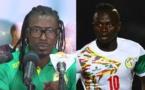 Conf'press avant match: Aliou CISSE vante les qualités de Sadio MANE