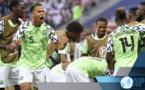 CM 2018 : Le Nigeria à un point des huitièmes de finales
