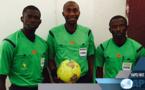 """CM 2018 : Malang DIÉDHIOU et ses assistants mettent """"sous pression"""" les arbitres sénégalais(Responsable)"""