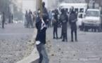 URGENT-Encore une intifada à l'Ucad : les étudiants du privé font face aux forces de l'ordre