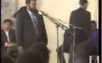 Vidéo de 1993 : Quand Sidy Lamine Niasse posait une question à Abdou Diouf en conférence de presse