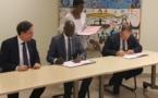 Développement des marchés financiers : Le CREPMF et la Banque mondiale signent un protocole d'accord