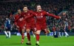 Liverpool assomme ManU et reprend la tête de la Premier League