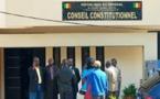 Découvrez le 27 dossiers de candidatures déposés au Conseil constitutionnel, les désistements...