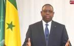 Discours à la Nation du Président Macky Sall