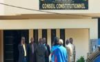 Conseil constitutionnel : les candidats recalés vont revenir ce mercredi