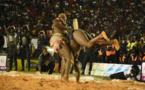 Video : CONFIRMATION - Balla Gaye 2 enchaîne les rafales, maîtrise son adversaire avant de le terrasser au terme d'un combat épique de 5 minutes.